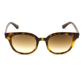 Ray Ban RB4324L Turtle/Marrom 710/51 50mm - Óculos de Sol
