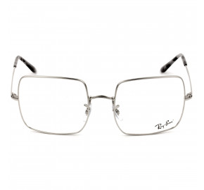 Ray Ban Square RB1971VL Prata 2501 54mm - Óculos de Grau