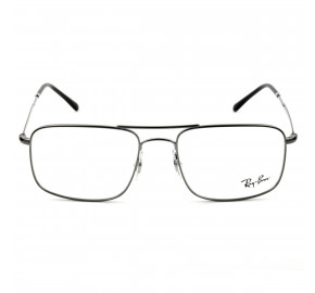 Ray Ban RB6434 Grafite 2502 55mm - Óculos de Grau