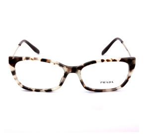 Prada VPR14X Mesclado UAO-1O1 54mm - Óculos de Grau