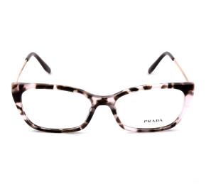 Prada VPR14X Mesclado ROJ-1O1 54mm - Óculos de Grau