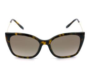 Prada SPR12X Turtle/Marrom 2AU-3D0 54mm - Òculos de Sol