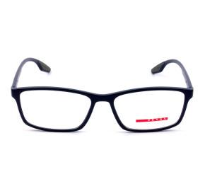 Prada Linea Rossa VPS04M Azul Fosco TWY-1O1 56mm - Óculos de Grau