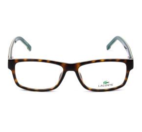 Lacoste L2707 Turtle/Verde 214 53mm - Óculos de Grau