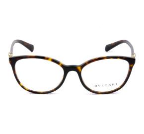 Bvlgari 4185-B Turtle 504 54mm - Óculos de Grau