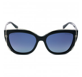 Tiffany & Co. TF4148 Preto Polarizado 8001/4U 54mm - Óculos de Sol