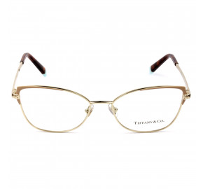 Tiffany & Co. TF1136 Dourado 6150 53mm - Óculos de Grau