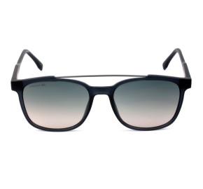 Lacoste L923S Preto/Cinza Degradê 024 54mm - Óculos de Sol