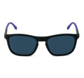 Lacoste L604S Preto/Azul 001 54mm - Óculos de Sol