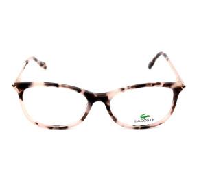 Lacoste L2863 Mesclado 219 53mm - Óculos de Grau