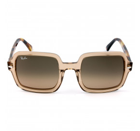 Ray Ban RB2188 Marrom Degradê 1301/43 53mm - Óculos de Sol