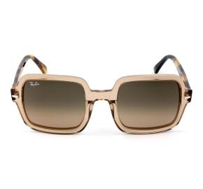 Ray Ban RB2188 Marrom Degradê 1301/43 53mm - Óculos de Sol