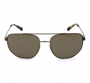 Armani Exchange AX2033S Bronze/Marrom 6114/73 59mm - Óculos de Sol