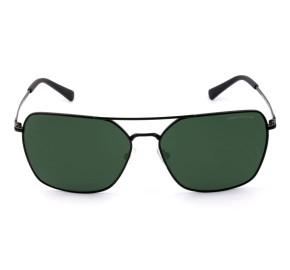 Armani Exchange AX2029S Preto/Verde 6063/71 60mm - Óculos de Sol