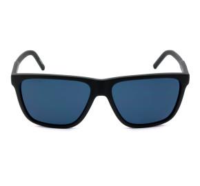 Lacoste L932S Preto/Azul 001 57mm - Óculos de Sol