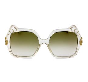 Chloe CE746S Transparente/Marrom Degradê 688 55mm - Óculos de Sol