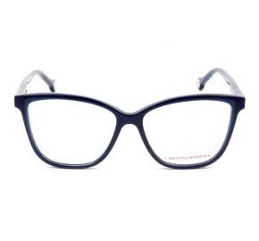 Carolina Herrera VHE877V Azul Marinho 0991 54mm - Óculos de Grau