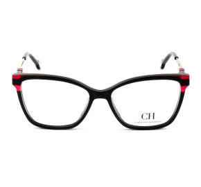 Carolina Herrera VHE850 Preto 0700 54mm - Óculos de Grau