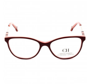 Carolina Herrera VHE847N Vinho 09CG 50mm - Óculos de Grau