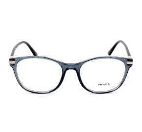 Prada VPR02W Cinza 01G-1O1 54mm - Óculos de Grau