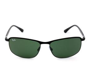 Ray Ban RB3671 Preto/G15186/31 60mm - Óculos de Sol