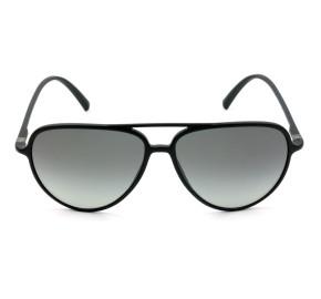 Giorgio Armani AR8142 Preto/Cinza Degradê 5042/11 58mm - Óculos de Sol
