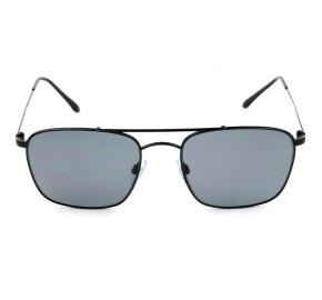 Giorgio Armani AR6080 Preto/Cinza Polarizado 3001/81 55mm - Óculos de Sol