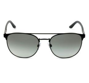 Giorgio Armani AR6083 Preto/Cinza Degradê 3001/11 57mm - Óculos de Sol