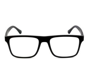Emporio Armani Clip-on EA4115 Preto Fosco 5801/1W 54mm - Óculos de Grau