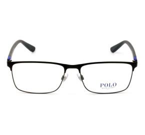 Polo Ralph Lauren PH1190 Preto 9038 58mm - Óculos de Grau