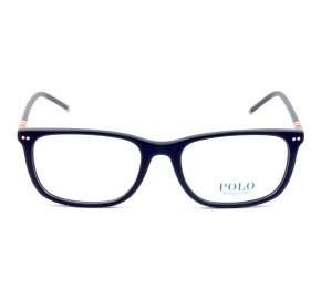Polo Ralph Lauren PH2224 Azul Marinho 5521 56mm - Óculos de Grau