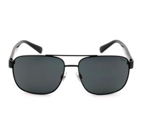 Polo Ralph Lauren PH3130 Preto/Cinza 9003/87 59mm - Óculos de Sol