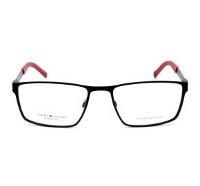 Tommy Hilfiger TH1782 Azul Fosco FLL 58mm - Óculos de Grau