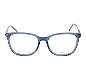 Tommy Hilfiger TH1708 Azul Translucido MVU 53mm - Óculos de Grau