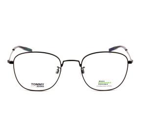 Tommy Hilfiger Jeans TJ0036/F Preto Fosco 003 53mm - Óculos de Grau