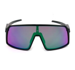 Oakley Sutro OO9406 Matte Black Prizm Road Jade 52 37mm - Óculos de Sol