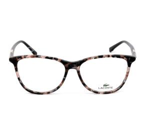 Lacoste L2822 Mesclado 002 53mm - Óculos de Grau