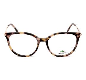 Lacoste L2878 Mesclado 219 55mm - Óculos de Grau