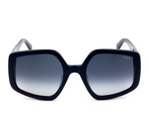 Emilio Pucci EP 156  Azul Marinho Brilho/Cinza Degradê 90W 55mm - Óculos de Sol