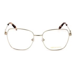 Emilio Pucci EP 5179 Prata 016 54mm - Óculos de Grau