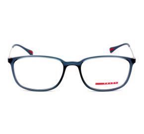Prada Linea Rossa VPS03H Azul Translucido CZH-1O1 55mm - Óculos de Grau
