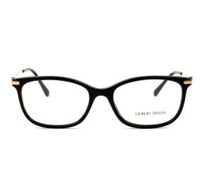 Giorgio Armani AR7129 - Preto/Dourado 5017 54mm - Óculos de Grau