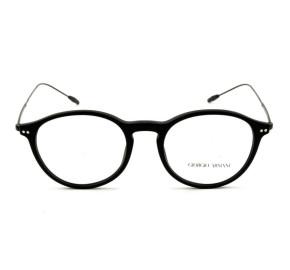 Giorgio Armani AR7152 - Preto Fosco 5042 51mm - Óculos de Grau