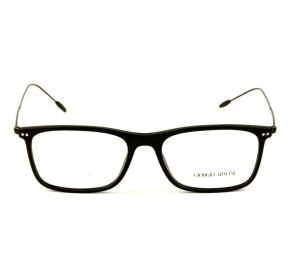 Giorgio Armani AR7154 - Preto Fosco 5042 55mm - Óculos de Grau