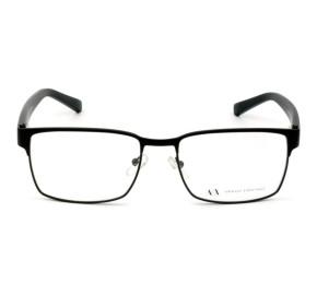 Armani Exchange AX1019L - Preto Fosco 6063 54mm - Óculos de Grau