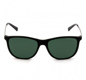 Armani Exchange AX4047SL - Preto Fosco/G15 8078/71 57mm - Óculos de Sol