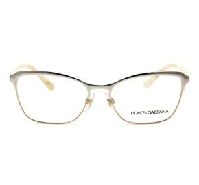 Óculos Dolce Gabbana DG 1286 05 53 - Grau