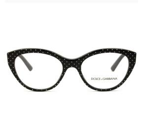 Óculos Dolce Gabbana DG 3246 3126 53 - Grau