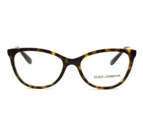 Óculos Dolce Gabbana DG 3258 502 54 - Grau