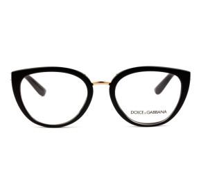 Óculos Dolce Gabbana DG 3262 501 53 - Grau